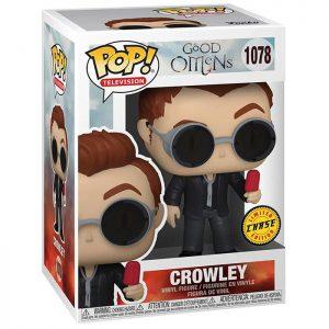 Figura de la chase de Crowley (Good Omens)