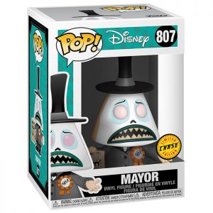 Figura Chase del alcalde (Pesadilla Antes de Navidad)