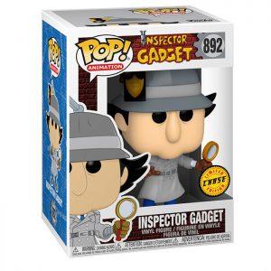 Figura Chase del inspector Gadget (Inspector Gadget)