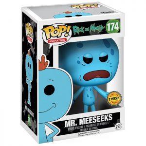 Figura Chase del señor Meeseeks (Rick y Morty)