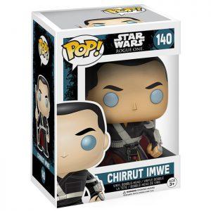 Figura de Chirrut Imwe (Star Wars Rogue One)