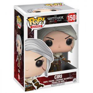 Figura de Ciri (The Witcher)
