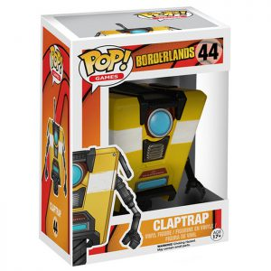 Figura de Claptrap (Borderlands)