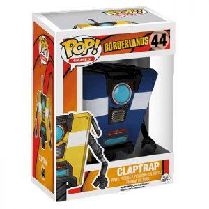 Figura de Claptrap azul (Borderlands)