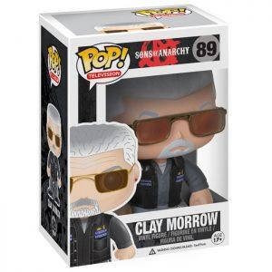 Figura de Clay Morrow (Hijos de la anarquía)