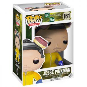 Figura de cocinero Jesse Pinkman (Breaking Bad)
