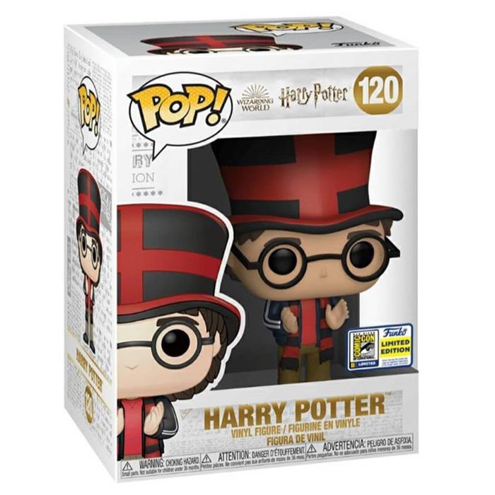 Figura de la Copa del Mundo de Quidditch de Harry Potter (Harry Potter)