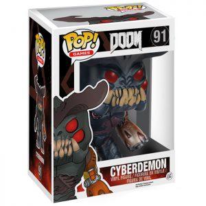 Figura de Cyberdemon (Doom)