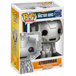 Figura de Cyberman (Doctor Who)