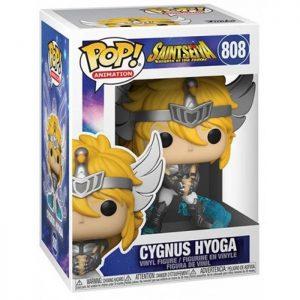 Figura de Cygnus Hyoga (Caballeros del Zodíaco)