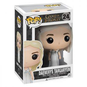 Figura de Daenerys Targaryen como novia (Juego de Tronos)