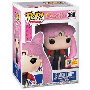 Figura de dama negra (Sailor Moon)