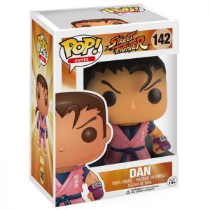 Figura de Dan (Street Fighter)