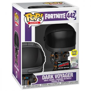 Figura de Dark Voyager GID Brilla en la Oscuridad (Fortnite)