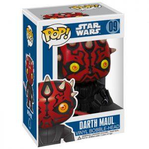 Figura de Darth Maul (Star Wars)