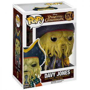 Figura de Davy Jones (Piratas del Caribe)