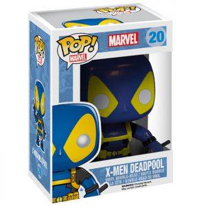 Figura de Deadpool azul (Deadpool)