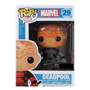 Figura de Deadpool desenmascarada (Deadpool)