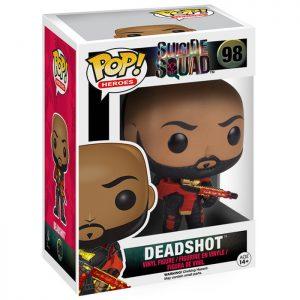 Figura de Deadshot (Escuadrón Suicida)