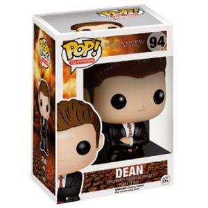 Figura de Dean FBI (Supernatural)