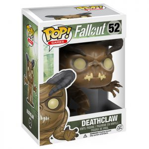 Figura de Deathclaw (Fallout)