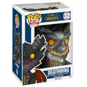 Figura de DeathWing (World Of Warcraft)