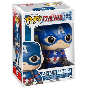 Figura del Capitán América (Capitán América Civil War)