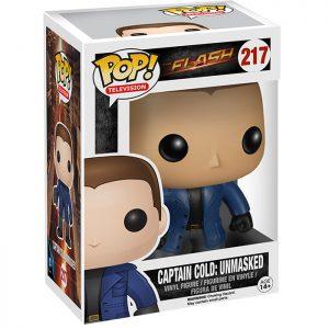 Figura del Capitán Cold sin la Máscara (The Flash)
