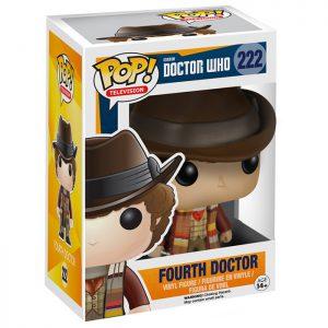 Figura del cuarto doctor (Doctor Who)