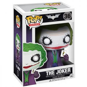 Figura del Joker (El caballero oscuro)