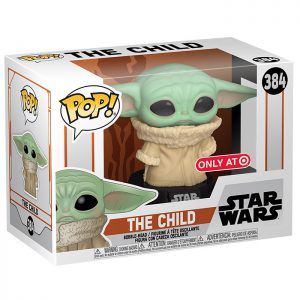 Figura del niño preocupado (Star Wars The Mandalorian)