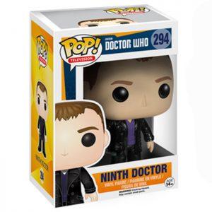 Figura del noveno doctor (Doctor Who)