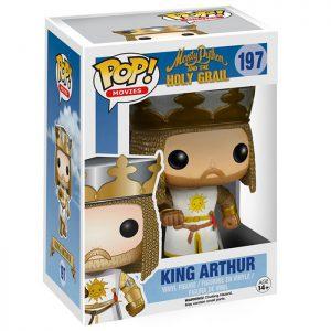 Figura del Rey Arturo (Monty Python y el Santo Grial)