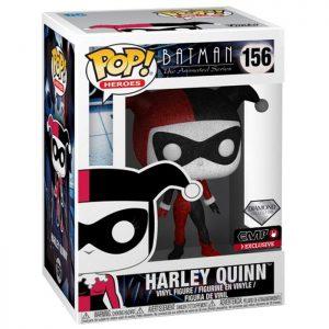 Figura de diamante de Harley Quinn (Batman la serie animada)