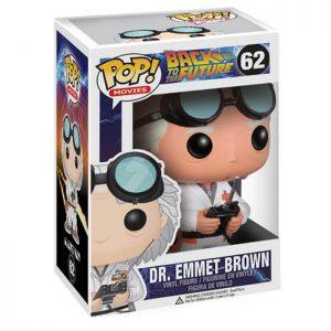 Figura de Doc Emmet Brown (Regreso al futuro)