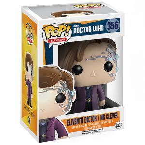 Figura de Doctor Mister Clever Undecimo Doctor (Doctor Who)