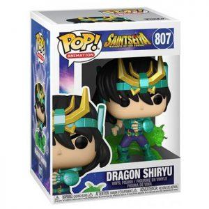 Figura de dragón Shiryu (Caballeros del Zodíaco)