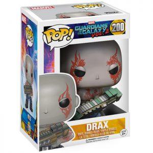 Figura de Drax (Guardianes de la Galaxia Vol.2)