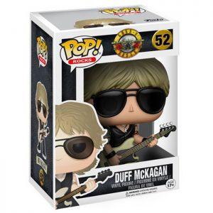 Figura de Duff Mc Kagan (Guns n'Roses)
