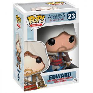 Figura de Edward (Assassin's Creed IV Black Flag)