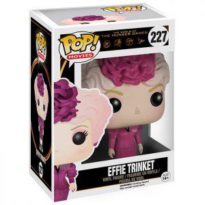 Figura de Effie Trinket (Los Juegos del Hambre)