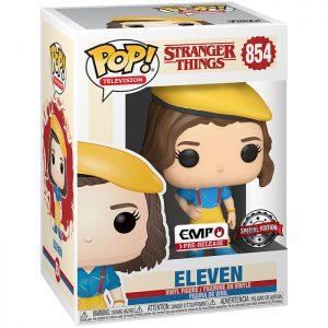 Figura de Eleven con Boina (Stranger Things)