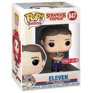 Figura de Eleven osos de peluche (Stranger Things)