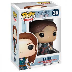 Figura de Elise (Assassin's Creed Unity)