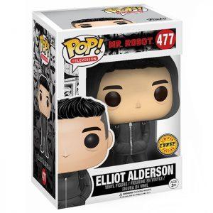 Figura de Elliot Alderson Chase (Mr Robot)