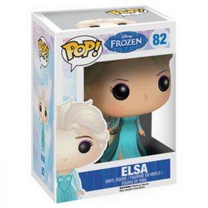 Figura de Elsa (Frozen)