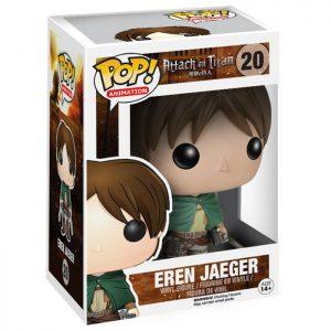 Figura de Eren Jaeger (Ataque a los Titanes)