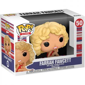 Figura de Farrah Fawcett (Farrah Fawcett)