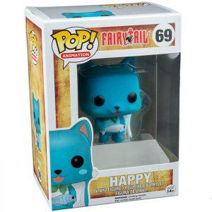 Figura de Feliz Flocado (Fairy Tail)