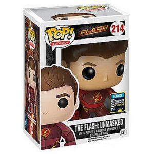 Figura de Flash desenmascarado (The Flash)